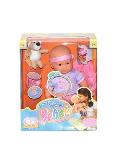 Vardem Oyuncak Bebek Renkli